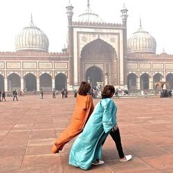 onze vrouwen in india