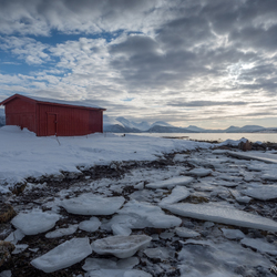 Fishinghut in Norway
