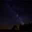 Melkweg boven le Gers en France