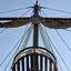 is het een libelle..of de mast van een schip