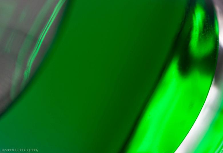 Groen B - Compositie met groen....