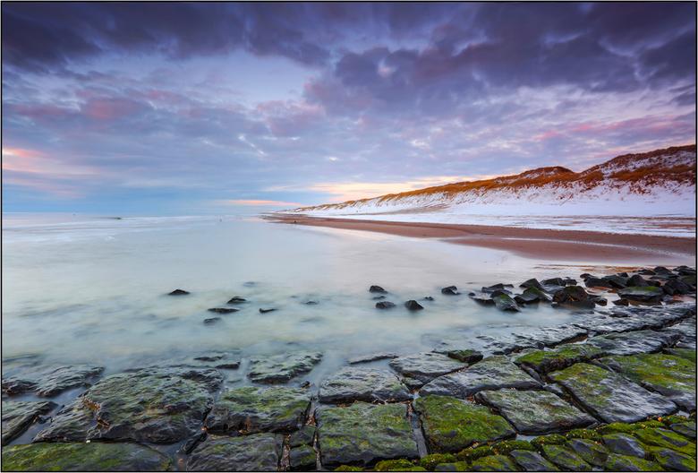Just Holland - Winter Nederland. Standpunt was <br /> vanuit het zeewater om meer diepte <br /> te verkrijgen en een betere verdeling.<br /> Uitein