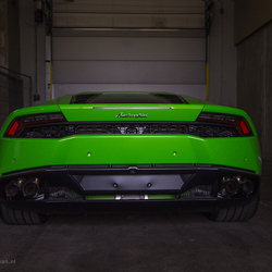 Mean Green Racing Machine