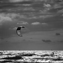 Kitsurfer @ Scheveningen