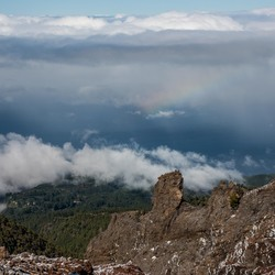 La Palma - Mirador de Los Andenes