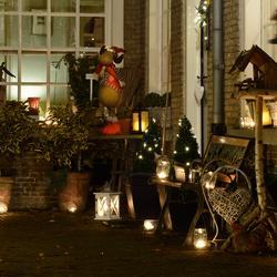 licht in het begijnhof Breda