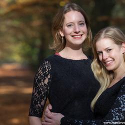 Marion en Nienke