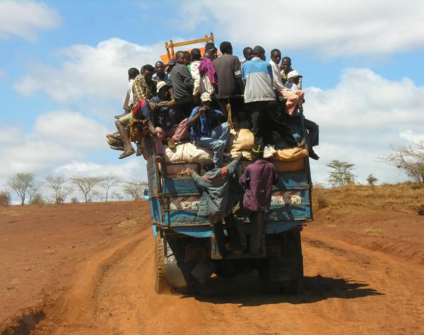 Openbaar vervoer in Tanzania -