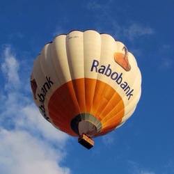 Rabobank in de lucht