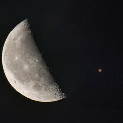 maan mars 5 aug