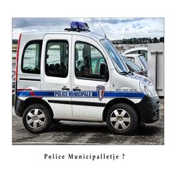 Police Municipalletje