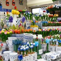 bloemetjesmarkt amsterdam
