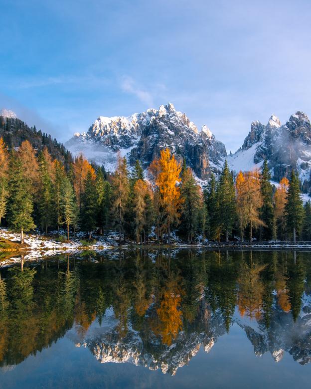 Herfst in Zuid Tirol!  -