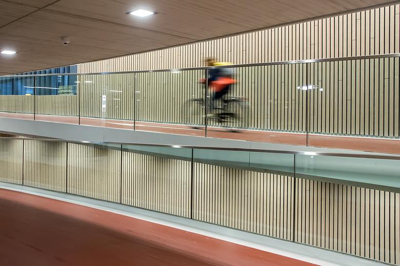 Fietsenstalling stationsplein 7