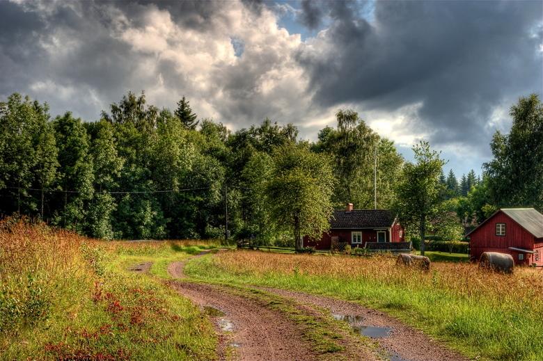 Lummerilund - Foto's gemaakt in Zweden