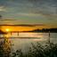zonsondergang oude maas