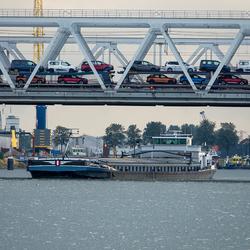 Pakken we de auto, de trein of het schip?