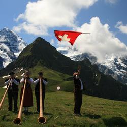 Zwitserse folklore