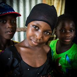 Gambian Beautiful Girl