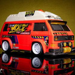 VW T3 speelgoed camper