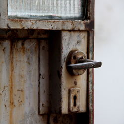 Door to the past...