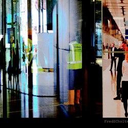 Prorailmeneer, spiegeling en poster