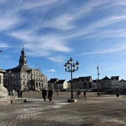 Panorama Markt Maastricht