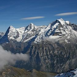de beroemde drie toppen