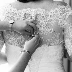 Preperation Wedding