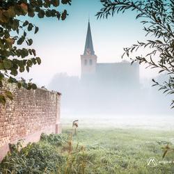 Misty mornings...