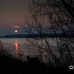 20180221 zonsopgang oude maas
