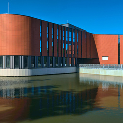 Groningen, Zernike: uitbreding Aletta Jacobshal (1)