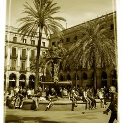 Genieten in Barcelona