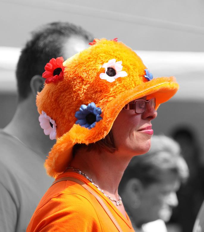 Oranje - koninginnedag Utrecht