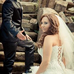 Bruidsfotografie voorbeeldje