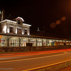 Treinstation Kampen
