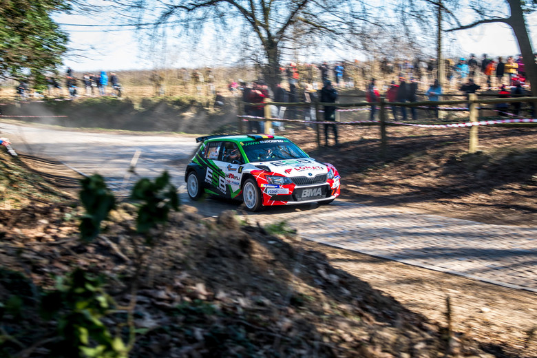 Rally van Haspengouw - Rally van Haspengouw 2K18<br /> KP Halle-Booienhoven