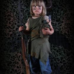 little warrior x