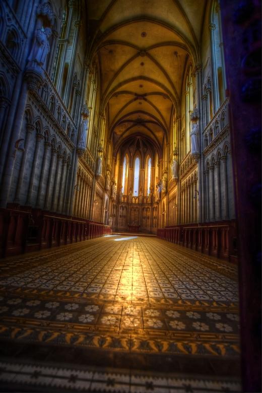 abandoned church -