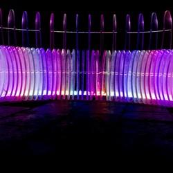 Amsterdam lightfestival 2012 bankje