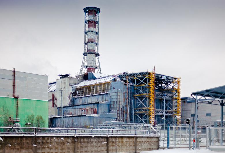 Reactor 4, Tsjernobyl