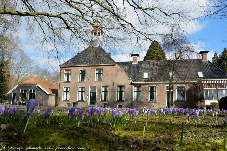 Amshoff Kiel Windeweer - De Amshoff is van oudsher een veenkoloniale kerk met pastorie die in 1755 werd gebouwd in opdracht van de stad Groningen. Het