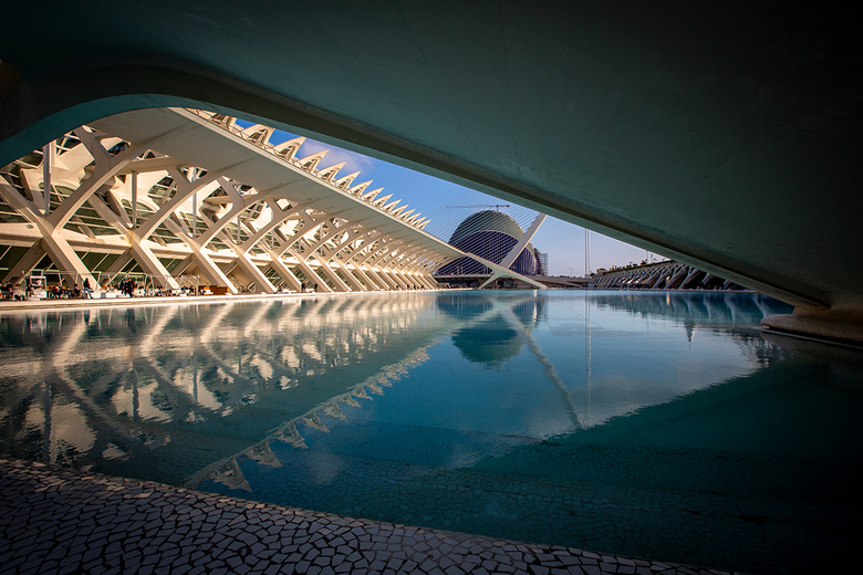 Ciutat de les Arts Valencia - Ciutat de les Arts in Valencia