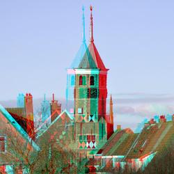 Willemstad  (Noord-Brabant) 3D