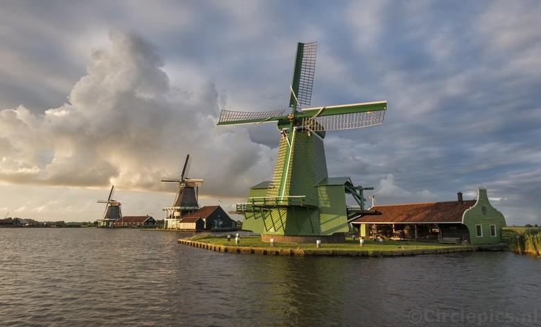 Gouden Uur - Misschien foto-technisch gezien niet mijn sterkste foto van en weekje vakantie in Noord Holland, maar na een week met veel grijze luchten