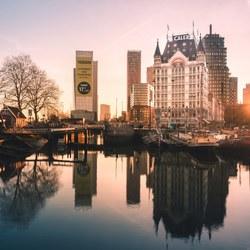 Het Witte Huis - Rotterdam