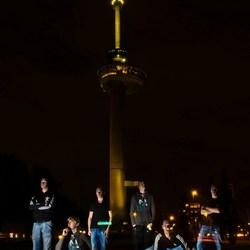 Ghostshot euromast Rotterdam