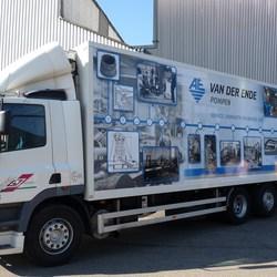 P1360637 TRUCK TIME  DAF CF 85  340 pk bij Kassie bouwen 10 okt 2015