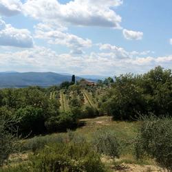Toscane op z'n mooist