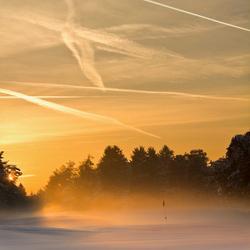 Golfbaan zonsondergang.jpg